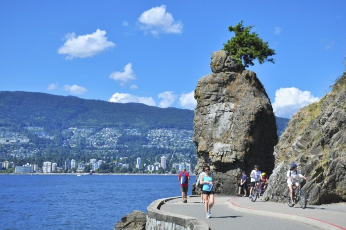 Vancouver, Stanley Park, 48 hours in Vancouver, British Columbia, Canada, travel, Hello BC, explore BC