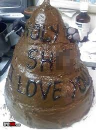romantic cake fail