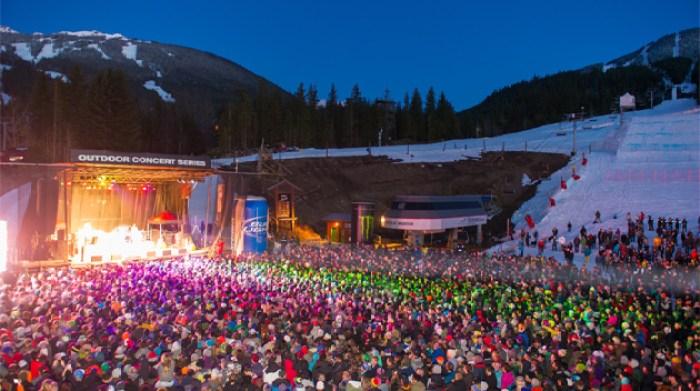 whistler, british columbia, canada, winter, winter festivals, ski, snow, ice, fun, party, food