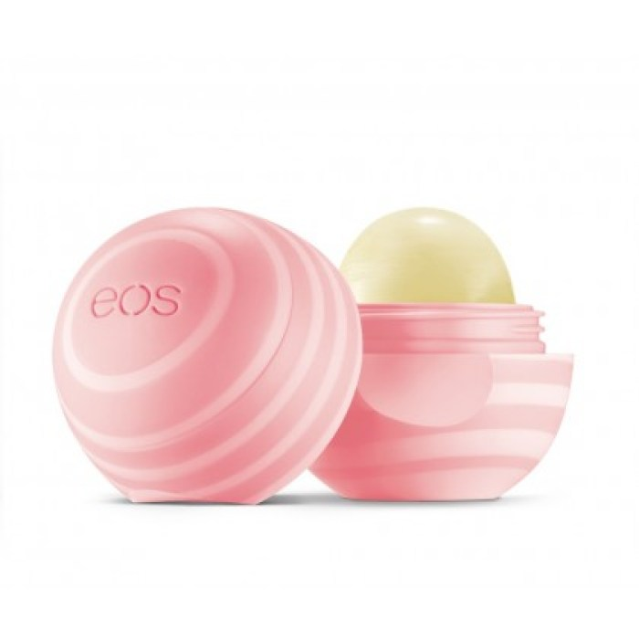 Eos, lip balm, Crush and Covet