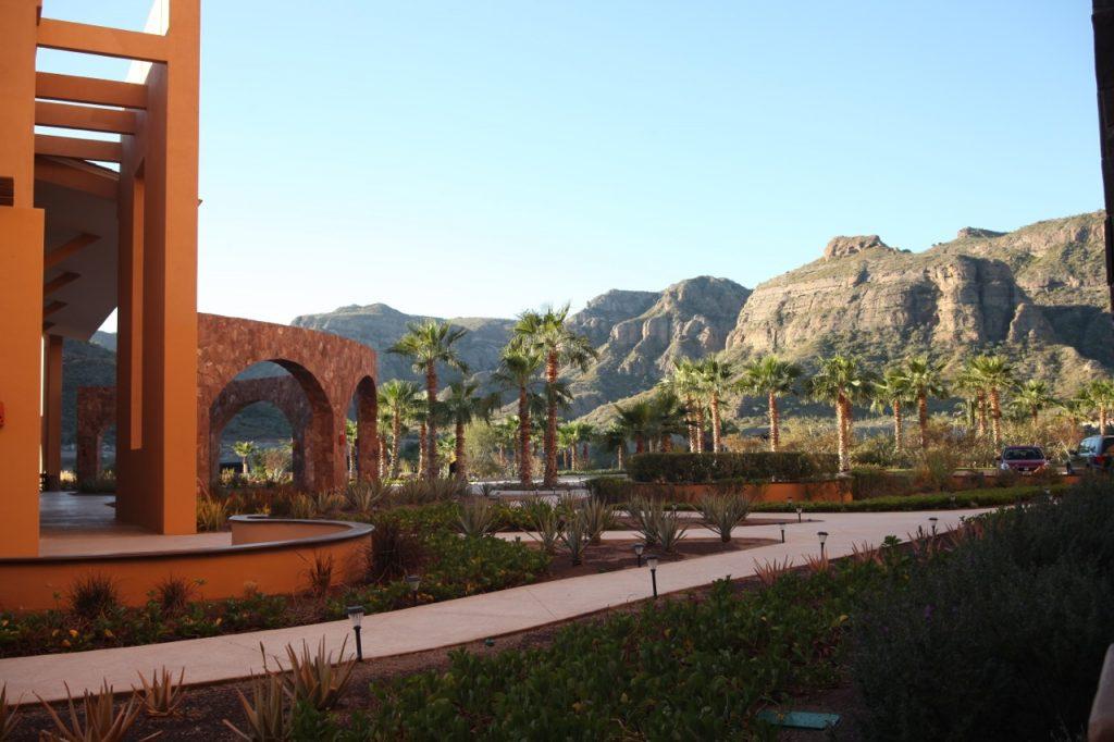 Villa Del Palmar, Loreto, Mexico, Sabila Spa