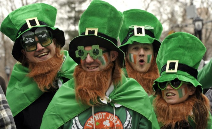 8 Best Places to Get Your Irish On, Savannah, Georgia, USA, Canada, Shamrock, Texas, Sydney, Australia, Buenos Aires, Argentina, Ireland, Irish, Toronto, Montreal, New York, Boston, St. Patrick's Day, parade, celebrations