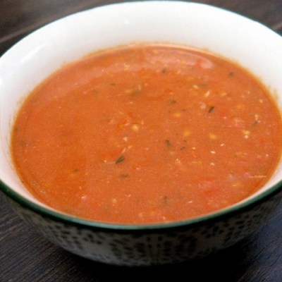Easy and Delicious Roasted Tomato Soup
