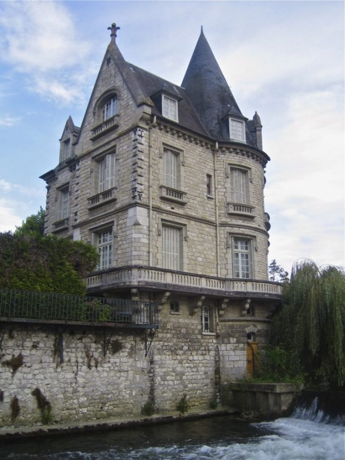 Château de Breteuil, converted train tracks, travel to Europe, Vaux le Vicomte, day trips from Paris, off the beaten patin France, France, Parc Asterix, Moret-sur-Loing, La Ferté Gaucher,