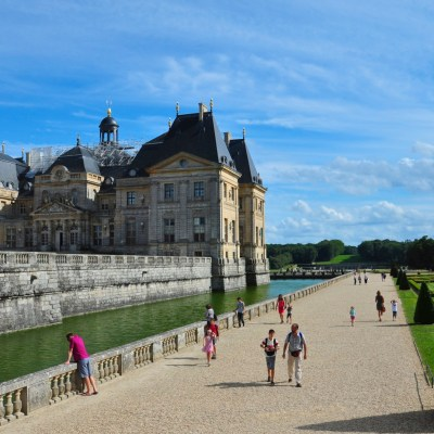 Five Day Trips from Paris