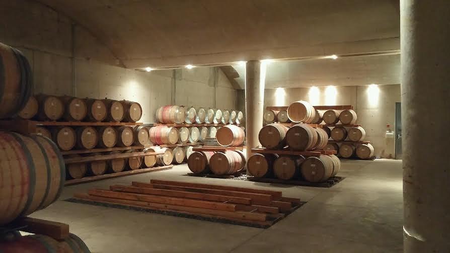 Jackson Triggs Wine Cellar