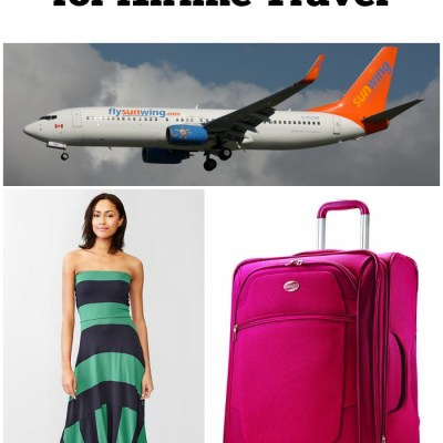 Packing Tips For Airline Travel; Do As I Say, Not as I Do