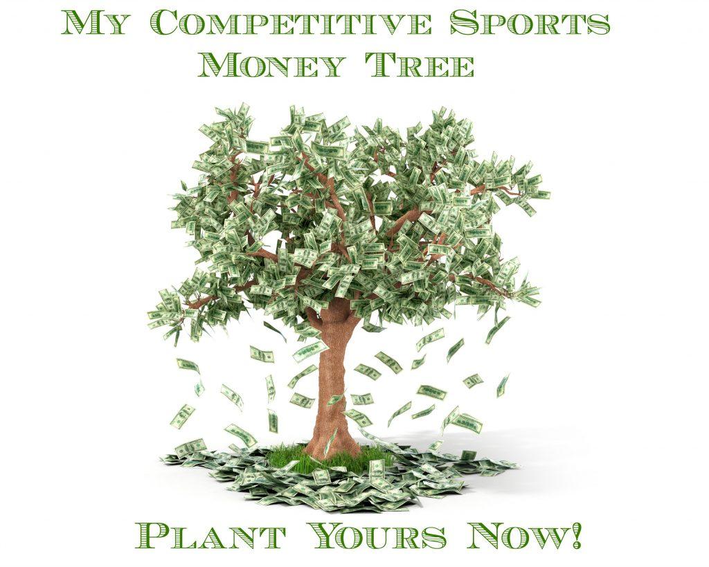 competitive money tree