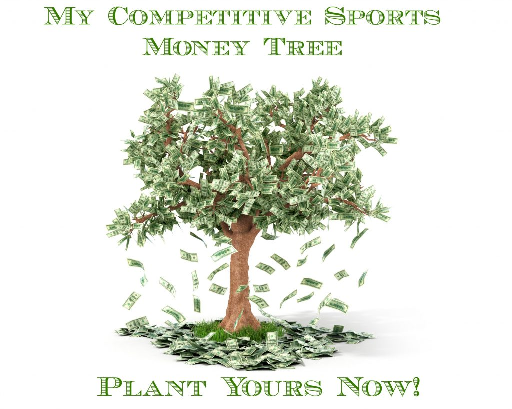 competitive money tree