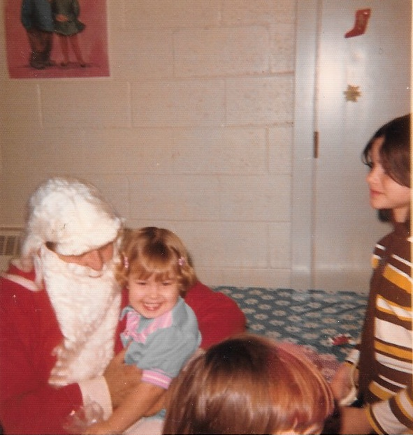 Believe Santa Claus, I still believe in Santa Claus