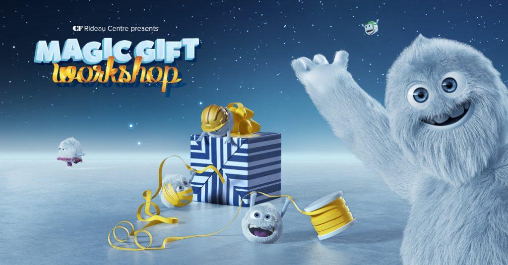 magic gift workshop