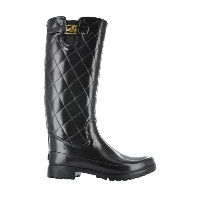 Sperry Rainboots from the Shoe Company