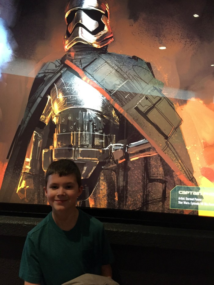 The Force Awakens: Star Wars Launch Bay