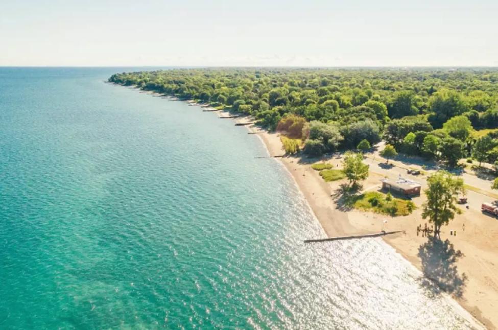 best beaches Ontario