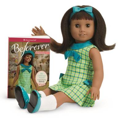 Meet Melody Ellison – American Girl's New Beforever Doll + GIVEAWAY