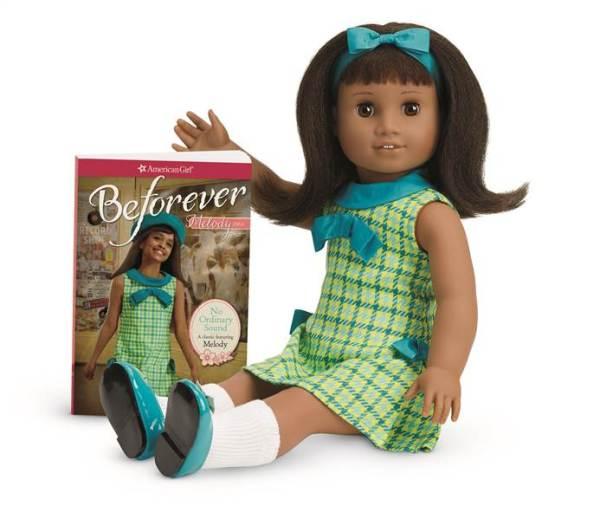 American Girl Beforever Melody