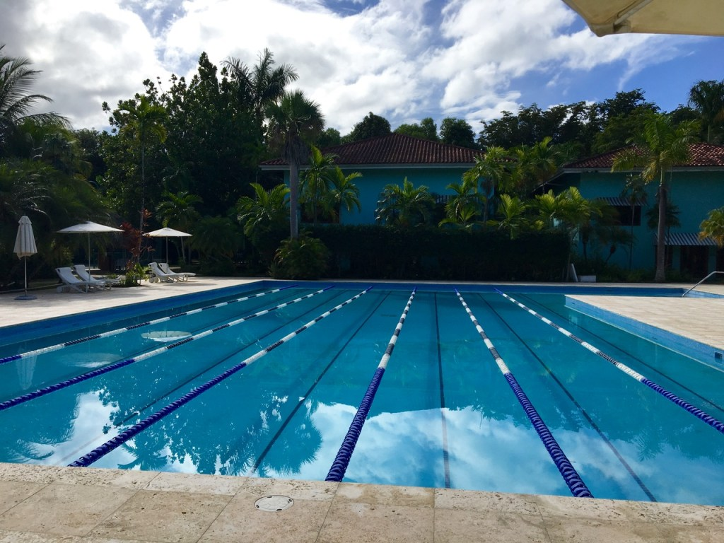Couples Swept Away Negril, lap pool, fitness centre