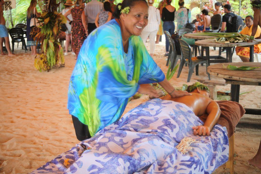 Taurumi Massage, techniques and method, workshop