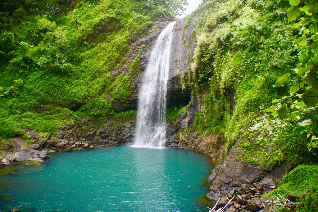 before you go to Tahiti, adventure activities, waterfalls