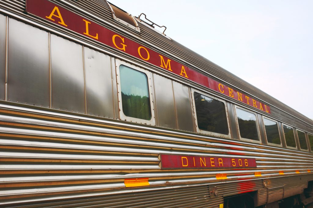 Agawa Canyon Railway Tour