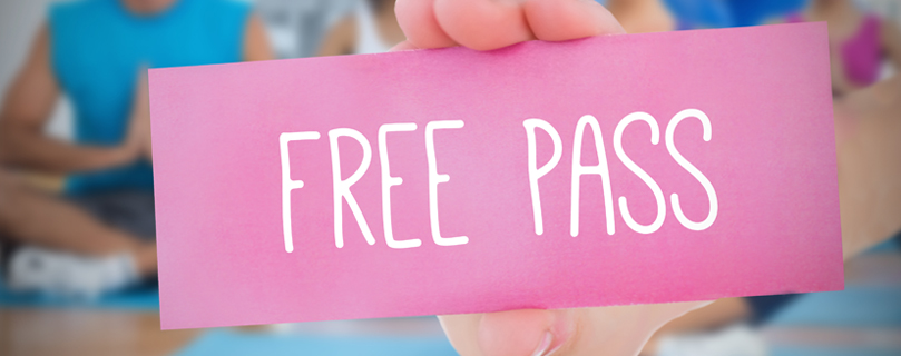 Mother's Day weekend off FREE PASS 3 day pass