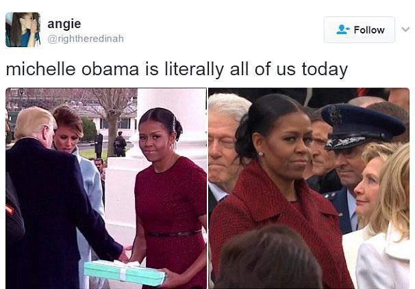 Connect with your teen, Michelle Obama side eye meme