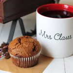 Gingerbread Muffin Made with Silk