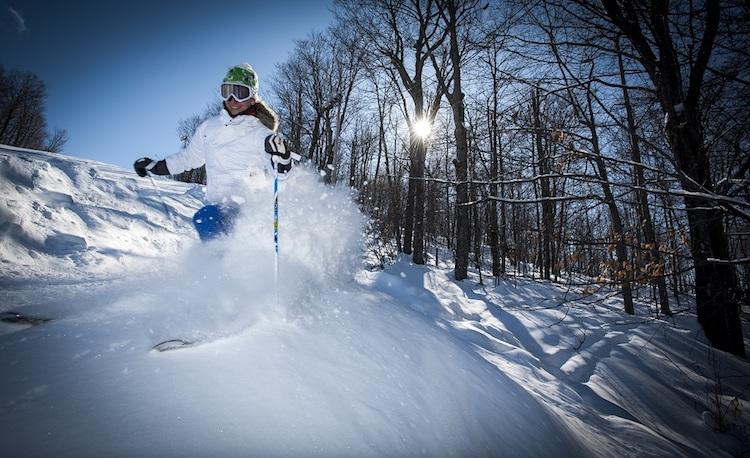 Manoir Saint Sauveur ski package