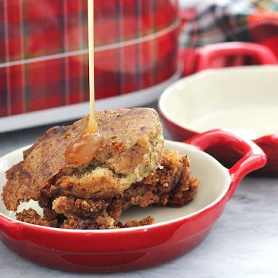 Slow Cooker Sticky Toffee Pudding – Your Stress-Free Holiday Dessert