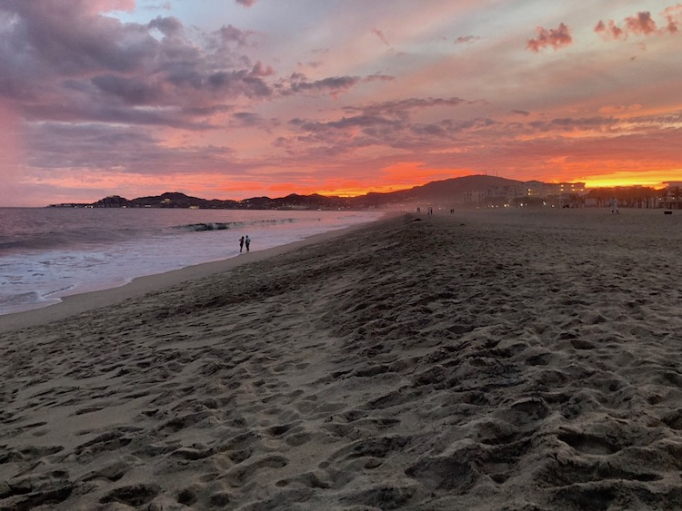 When You Go to Cabo, know that most beaches aren't swimmable