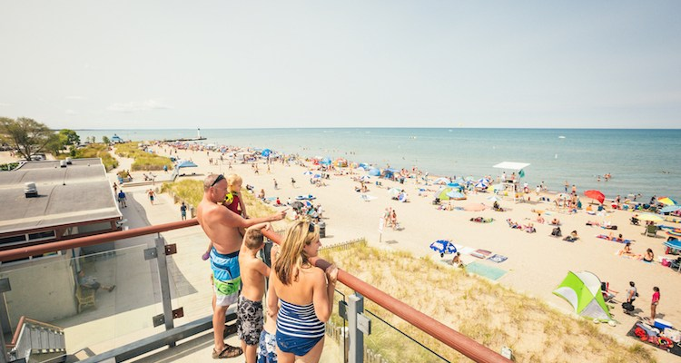 5 of the Best Beaches in Southwest Ontario to Take the Family