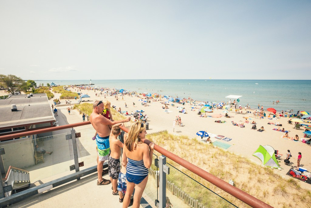 Grand Bend - The beaches in Southwest Ontario are great family destinations, close enough for day trips and weekend stays. Find one near where you live and take the kids this summer! | Life In Pleasantville