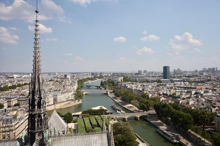 First Trip to Paris