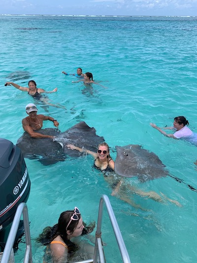 Tahiti good for Families, Moorea, things to do with kids in Moorea, Captain Taina Tours