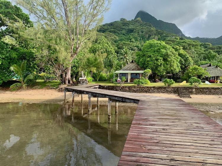 Tahiti good for Families, Family Friendly Resort Moorea, budget friendly accommodations Moorea, Linareva