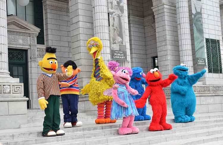turning 50 this year, sesame street, where is sesame street