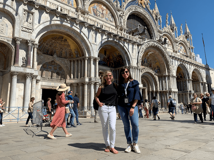 best tours in Northern Italy, St. Mark's Square,