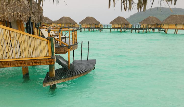 tahiti on a budget, overwater bungalows, bora bora