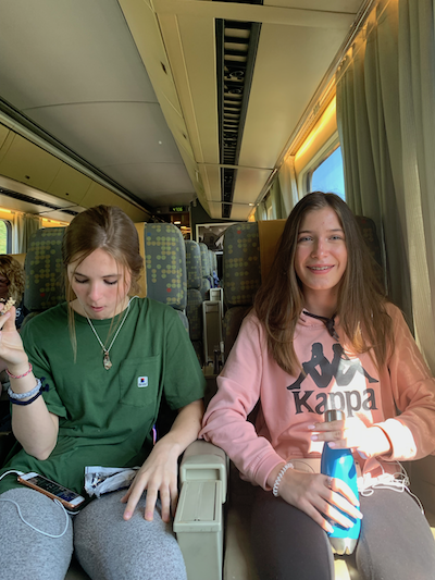 Onboard VIA Rail to Toronto, look for youth and student fares