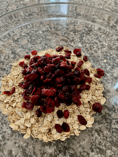 Easy Homemade Granola with Maple Syrup