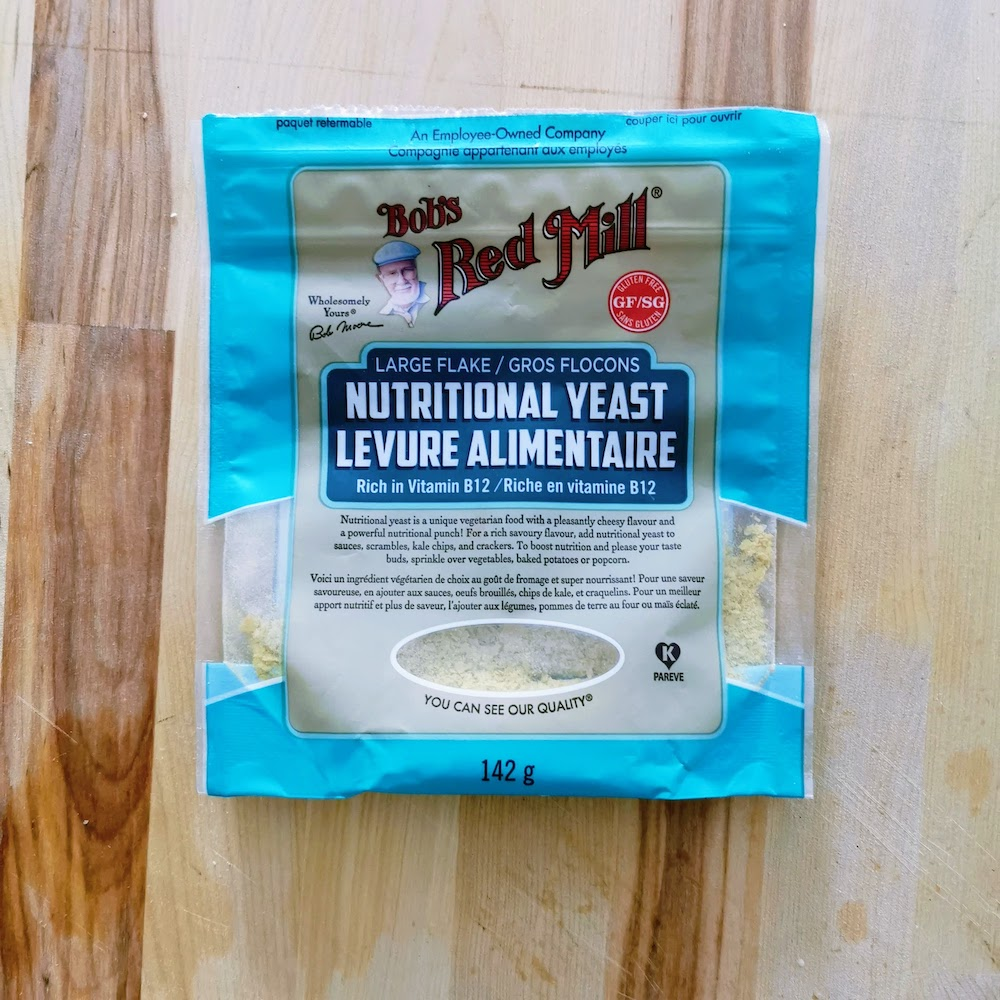 Nutritional Yeast for Vegan Recipes