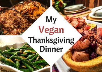 My Vegan Thanksgiving