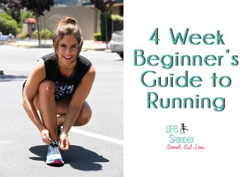 4 Week Beginner's Guide to Running featured