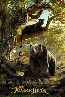 Jungle Book Movies in the Park