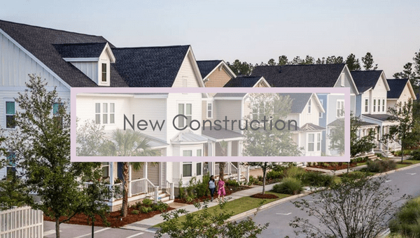 Real Estate:New Construction in the Summerville area