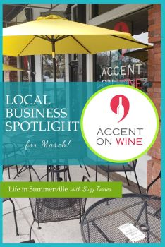 Pinnable image for Accent on Wine