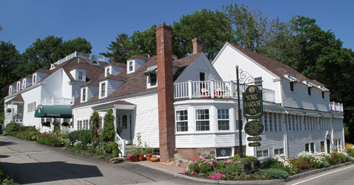 York Harbor Inn in coastal Maine