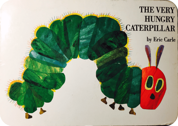 What The Very Hungry Caterpillar Taught Me About Life