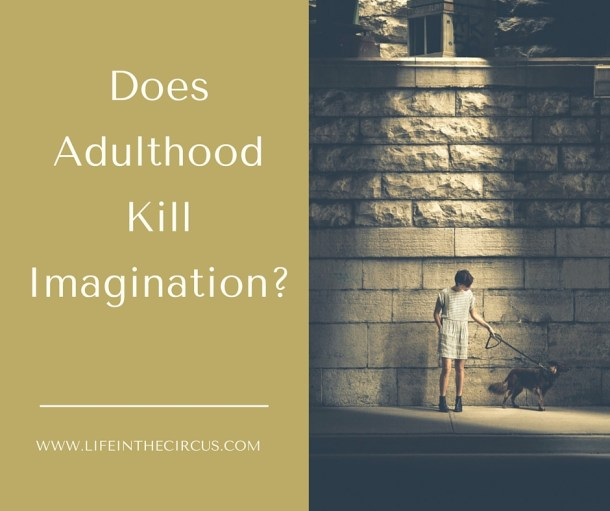 Does Adulthood Kill Imagination?
