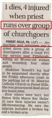 Priest Crash